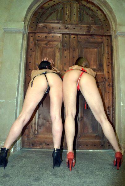 Проститутка София и Настя